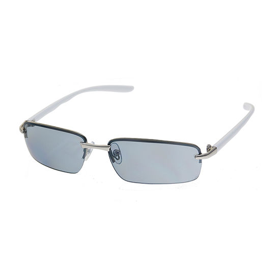 JF J.Ferrar® Single Bridge Rimless Sunglasses