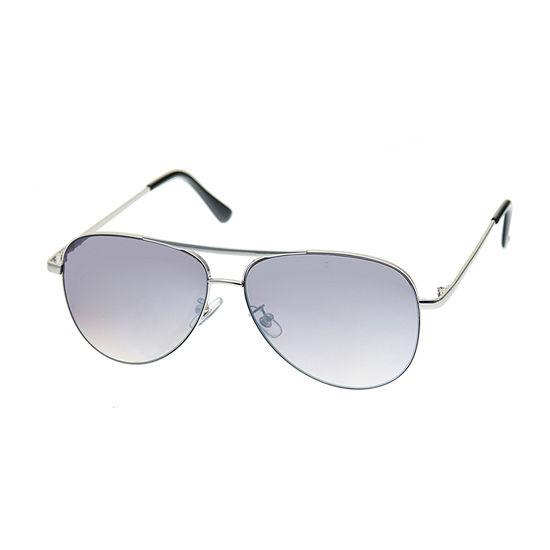 Arizona® Silver Line Aviator Sungalsses