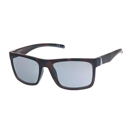 Arizona Camo Way Retro Rectangular Sunglasses