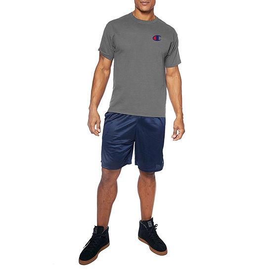 Champion-Big and Tall Mens Crew Neck Short Sleeve T-Shirt
