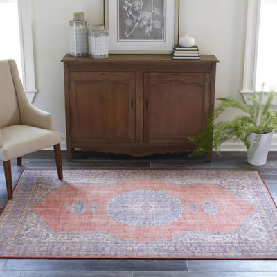 Momeni Afshar 12 Rectangular Indoor Accent Rug