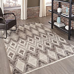 Momeni Atlas 3 Hand Knotted Rectangular Indoor Rugs