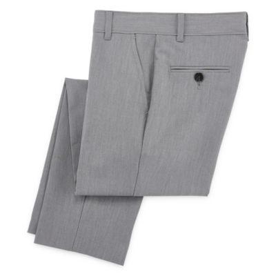 Van Heusen Boys Straight Trouser - Preschool / Big Kid