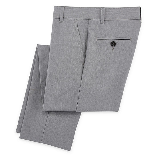 80f0f6397ad331 Van Heusen Boys Straight Trouser - Preschool   Big Kid - JCPenney