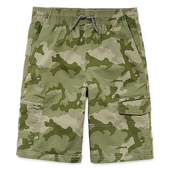 Arizona Boys Stretch Pull-On Short Preschool / Big Kid