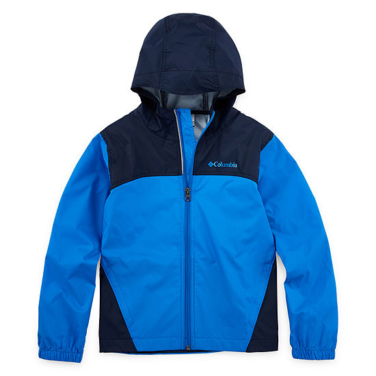 Columbia Boys Lightweight Raincoat-Big Kid