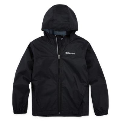 Columbia Boys Lightweight Raincoat-Big Kid