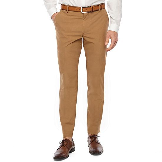 Jf Jferrar Super Slim Fit Stretch Suit Pants