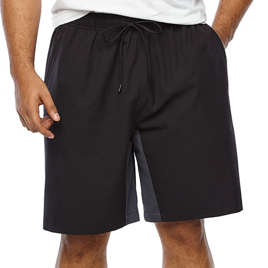 Msx By Michael Strahan Mens Stretch Pull-On Short-Big and Tall