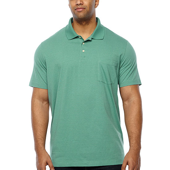 0ea5f8625 The Foundry Big & Tall Supply Co. Mens Short Sleeve Polo Shirt Big and Tall  - JCPenney
