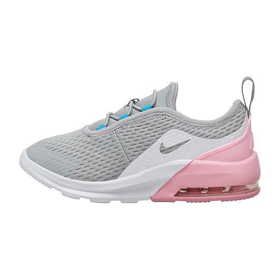 Nike Air Max Motion 2 Little Kids Girls Running Shoes