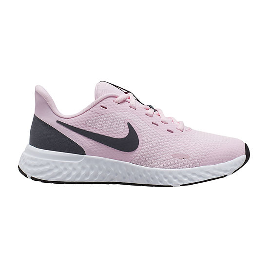 Nike Nk Revolution 5  Gs Girls Running Shoes
