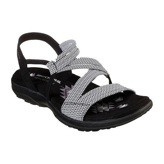 Skechers Reggae Slim - Skech Appeal Womens Footbed Sandals