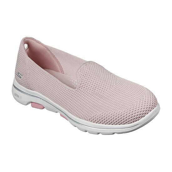 Skechers Go Walk 5 Blessed Womens Walking Shoes