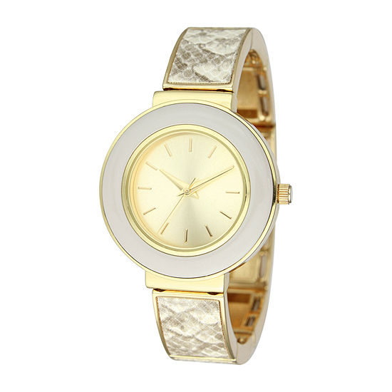 Geneva Womens Multicolor Expansion Watch-Pt6973gdbg