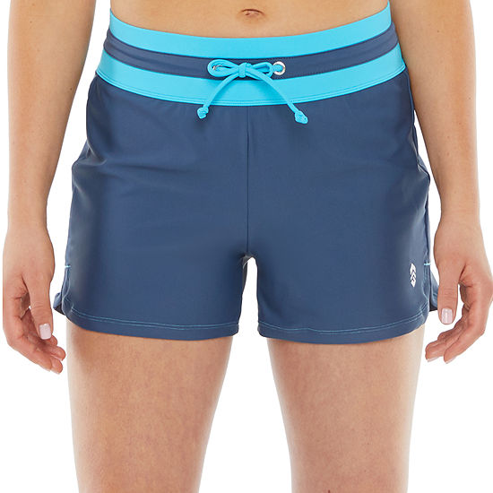 Free Country Swim Shorts Swimsuit Bottom