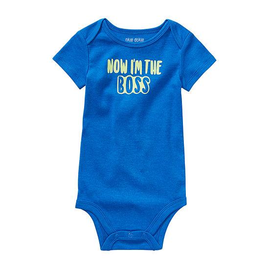 Okie Dokie Boss Baby Unisex Bodysuit
