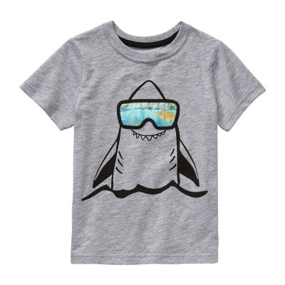 BOYS BABY//TODDLER OKIE DOKIE GRAPHIC T SHIRTS MULTIPLE PRINTS AND SIZES NEW W//T