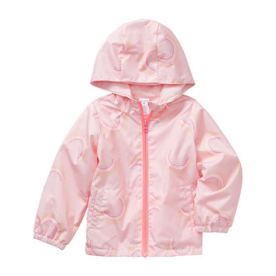 Okie Dokie-Toddler Girls Lightweight Windbreaker