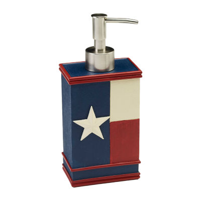 Avanti Texas Star Soap Dispenser
