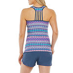 Free Country Ombre Tankini Swimsuit Top or Swimsuit Bottom