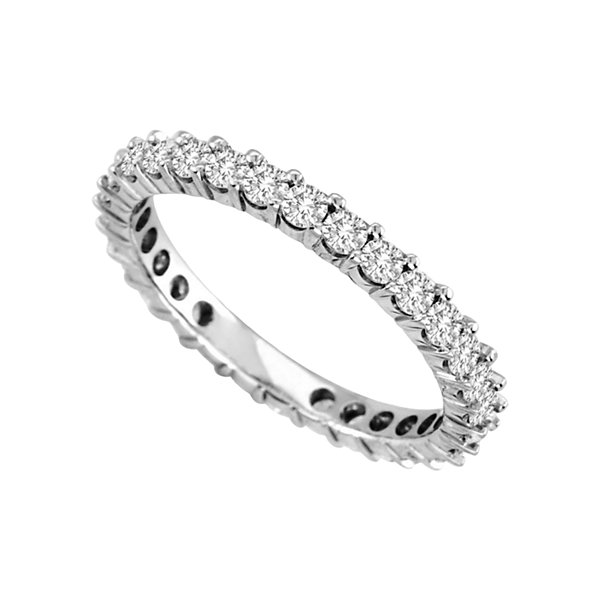 1 CT. T.W. Diamond Eternity Band