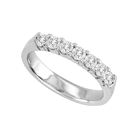 1 2 Ct Tw Diamond Band 14k White Gold