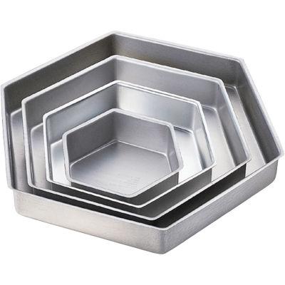 Wilton® Performance 4-pc. Hexagon Cake Pan Set