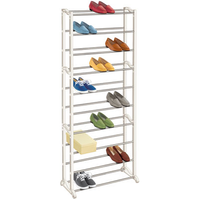 LYNK® 30-Pair Shoe Rack