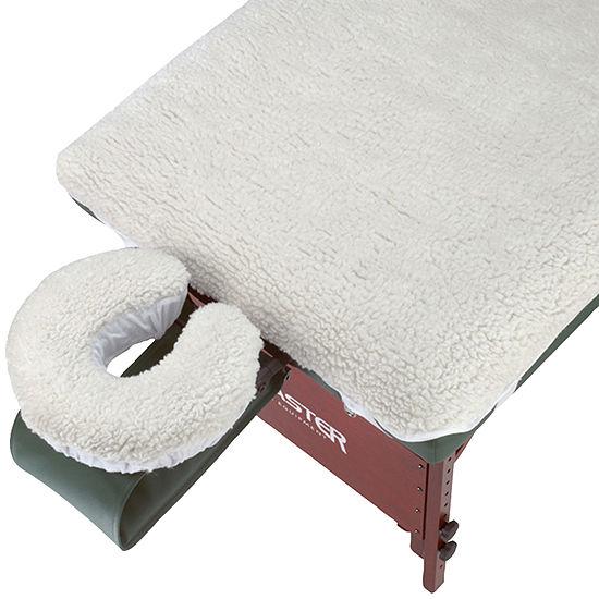 Master® Massage Table 2-pc. Fleece Pad