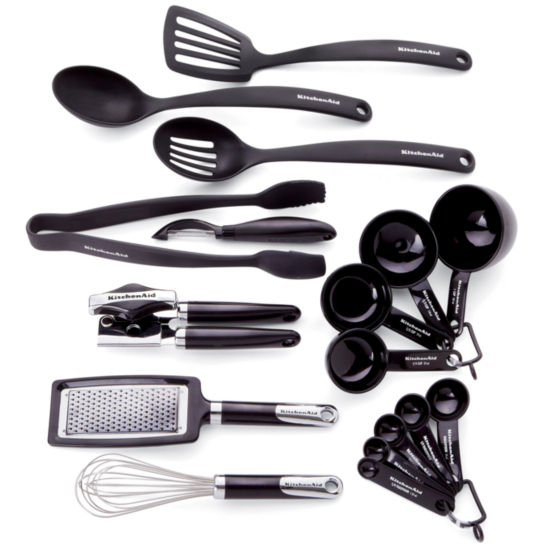 KitchenAid® Kitchen 17-pc.Gadget  & Tool Set