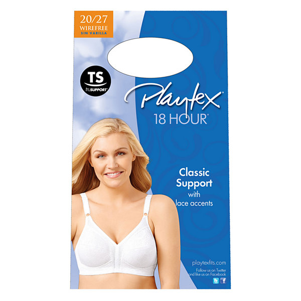 Playtex® 18-Hour® Classic Soft Cup Bra - 20