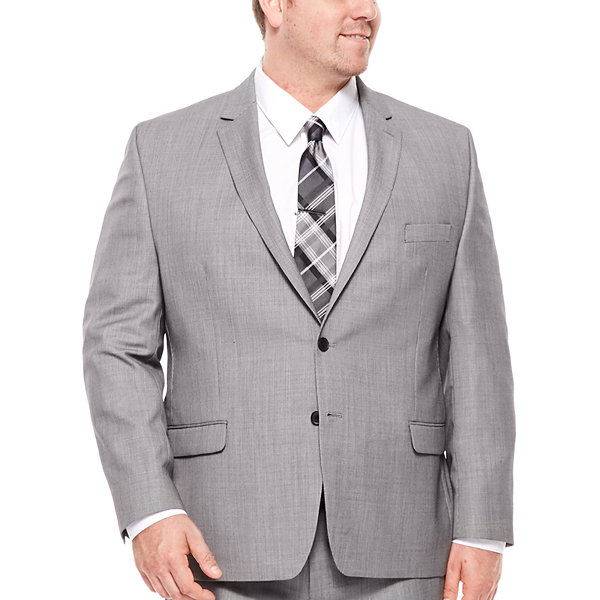 Collection Birdseye Suit Jacket - Big & Tall