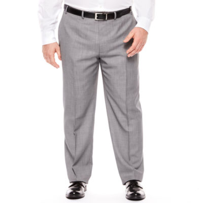 Collection Birdeye Flat-Front Suit Pants - Big & Tall