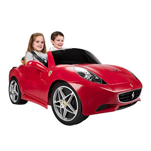 Ferrari California 12V Car - Red
