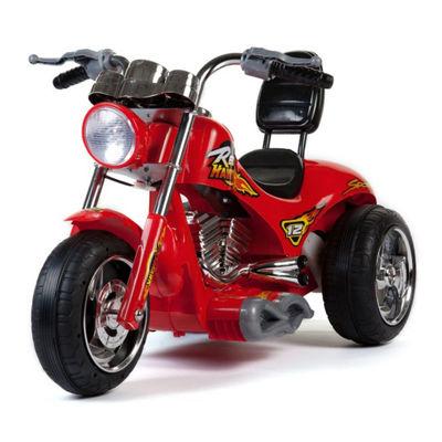 Mini Motos Red Hawk 12V Motorcycle