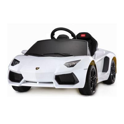 Rastar Lamborghini Aventador 6V Car - White