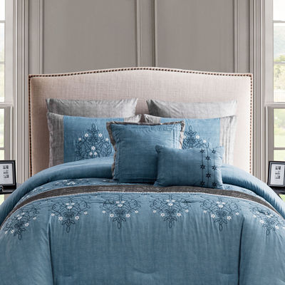 VCNY Grace 7-pc. Comforter Set