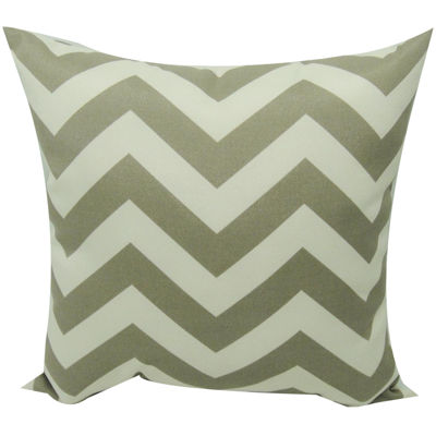 Palmer Chevron Outdoor Pillow