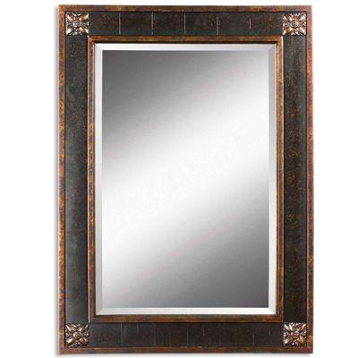 Bergamo Rectangle Wall Mirror