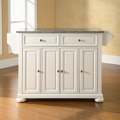 Caldwell Granite Top-Kitchen Island