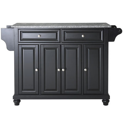 Pelham Granite-Top Kitchen Island