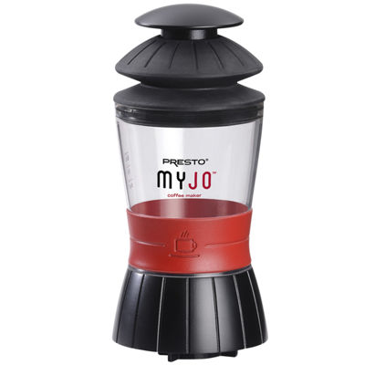 Presto® MyJo™ Single-Cup Coffee Maker