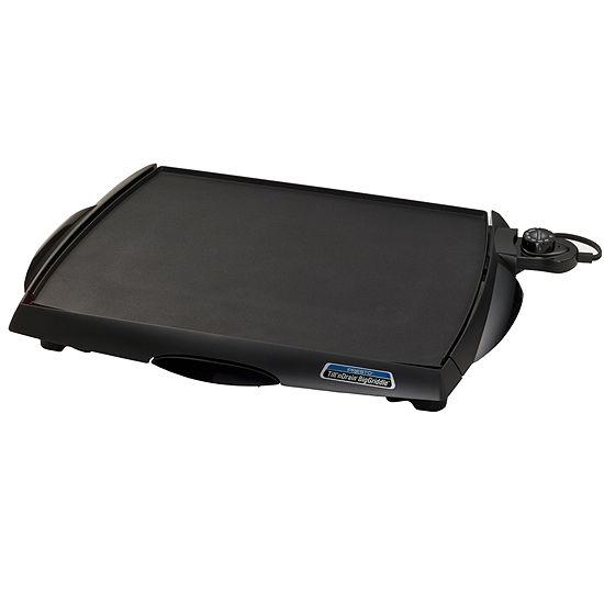 Presto® Tilt'nDrain™ BigGriddle® Cool Touch Griddle