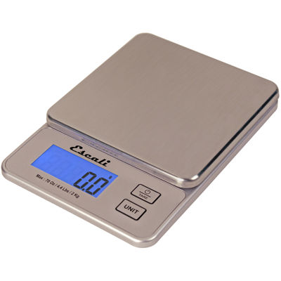 Escali® Vera Compact Digital Scale