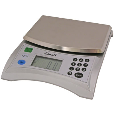 Escali® Pana Volume-Measurement Food Scale