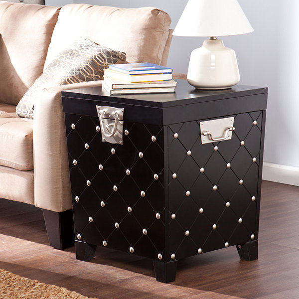 Cambridge Trunk End Table