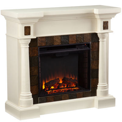Chatham Convertible Electric Fireplace