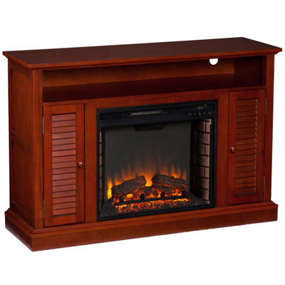 Roseland Entertainment Center with Fireplace