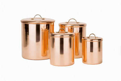 Old Dutch 4pc. Canister Set